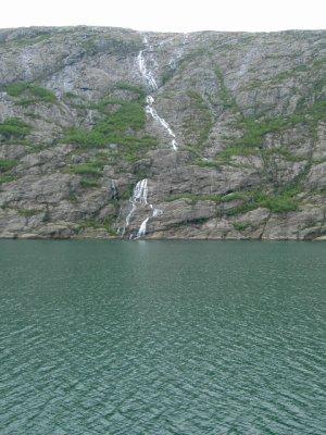 Vattenfall vid hemnesberg (2)