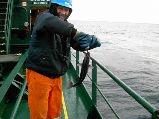 Fiske vid Kinnarodden (11)