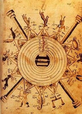 Proverbes de Salomon et Extraits d'Hippocrate Xe s