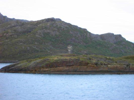 Polarcrkelöya Vikingen