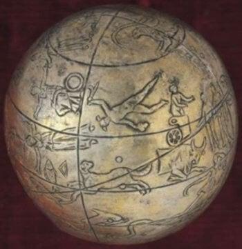 Le globe de kugel (300-100 av JC)