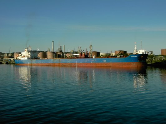 Navion Europa IMO 9063079