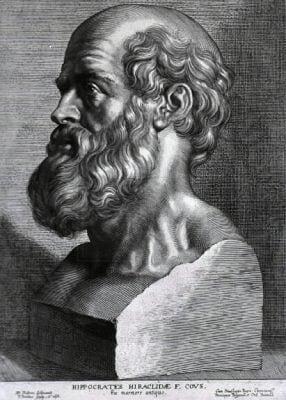 Hippocrate de Pierre Paul Rubens